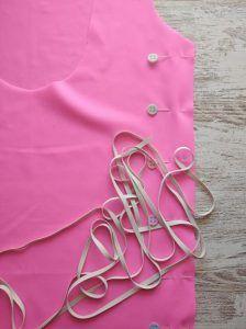 cómo coser un bañador de niña