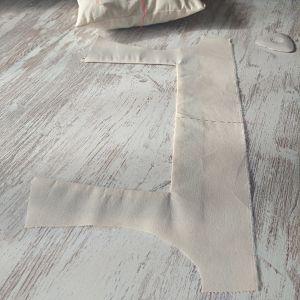 como coser un escote cuadrado la costurera inquieta