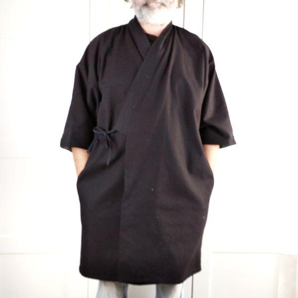 como coser un kimono unisex talla grande la costurera inquieta