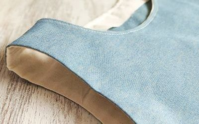 Cómo coser vistas completas en sisas y escotes