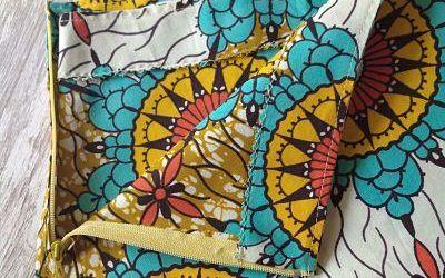Cómo coser una vista en una cinturilla