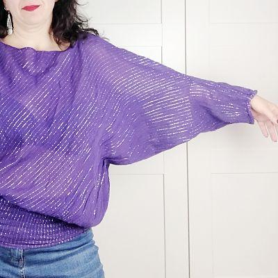 como reciclar pantalón sarouel talla grande la costurera inquieta