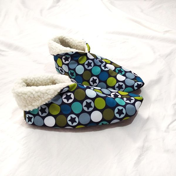 coser zapatillas de mujer paso a paso