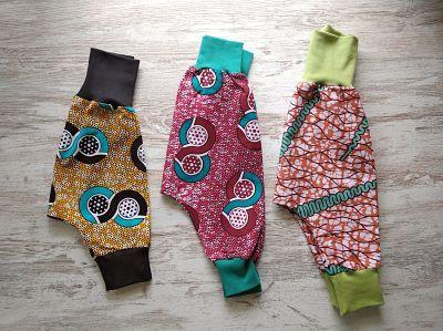 hacer pantalón hippie bebé