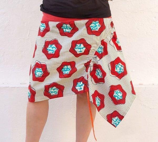 patrón de falda asimétrica talla grande la costurera inquieta