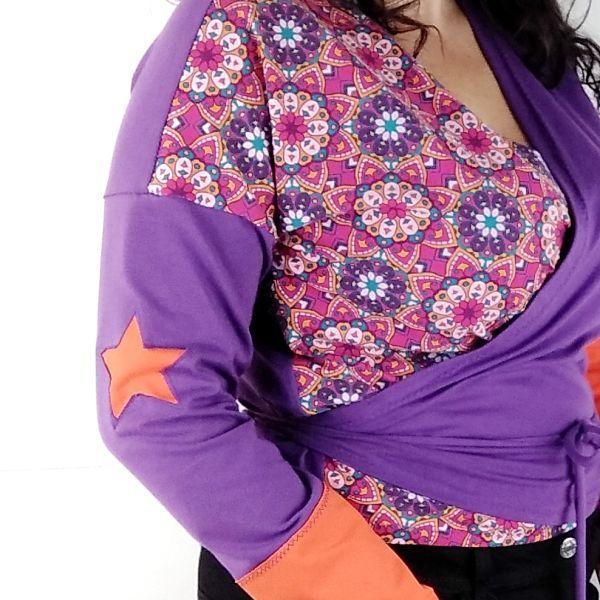 patrón camiseta para talla grande la costurera inquieta