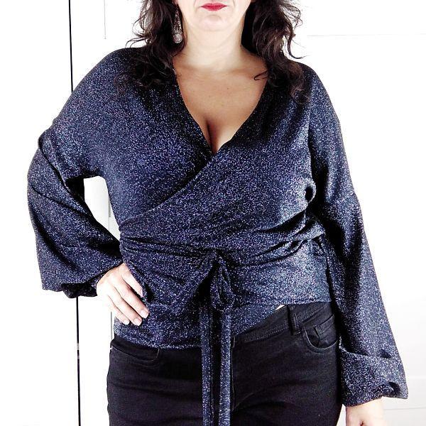 patrón camiseta talla grande la costurera inquieta