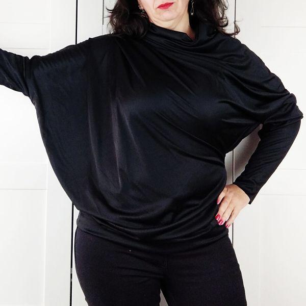 patron camiseta talla grande la costurera inquieta