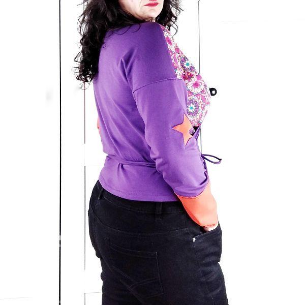 patron de talla grande para mujer la costurera inquieta