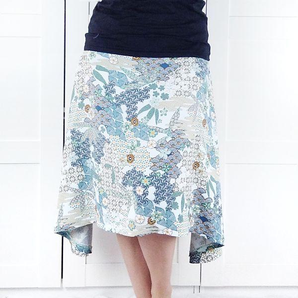 patron falda original talla grande la costurera inquieta