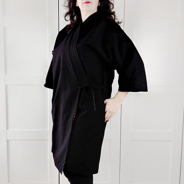 patrón kimono para tallas grandes la costurera inquieta