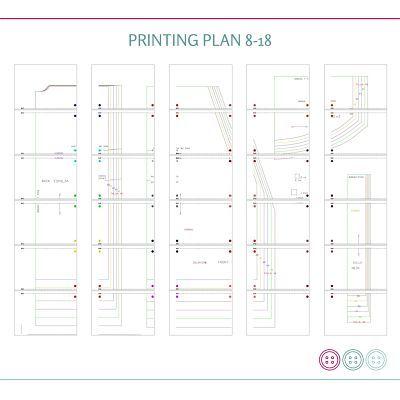 patrón kimono unisex talla grande en pdf