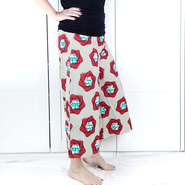 patron pantalon culotte talla grande la costurera inquieta