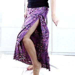 patrón pantalón pareo