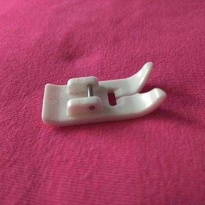 prensatelas de teflón para coser telas de punto