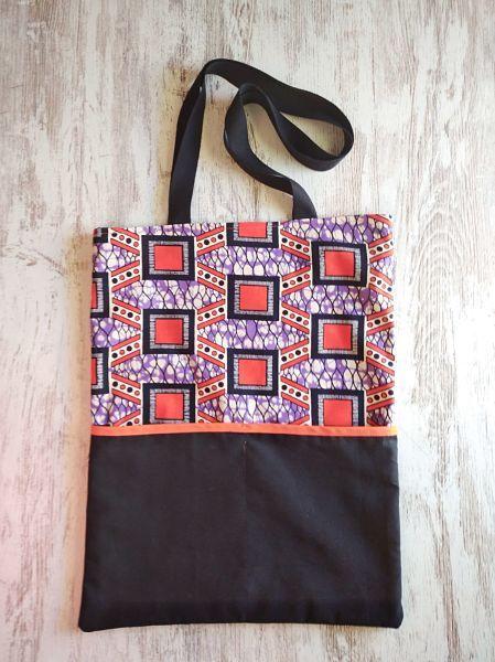 Cómo coser una totebag: Tutorial y patrón gratis